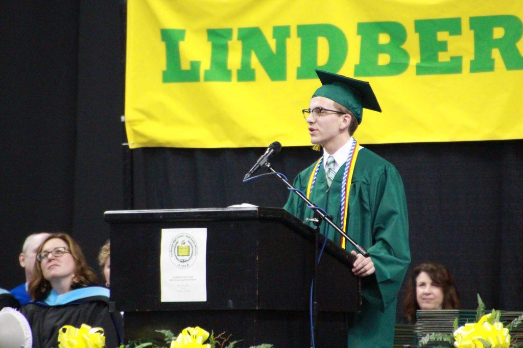 LHS+Graduation+Speaker+Alex+Foerstel