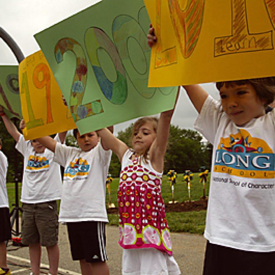 Long Elementary marks 50th anniversary