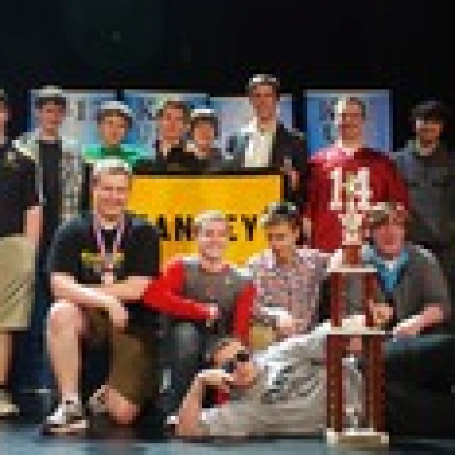 Vianney Chess Team captures national title