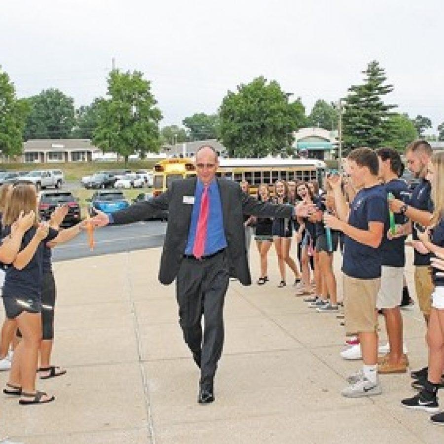 New school year underway in Mehlville