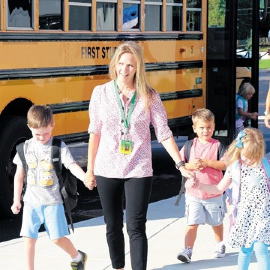 New school year underway in Lindbergh