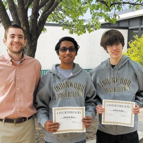 Lindbergh High students excel in American math competition