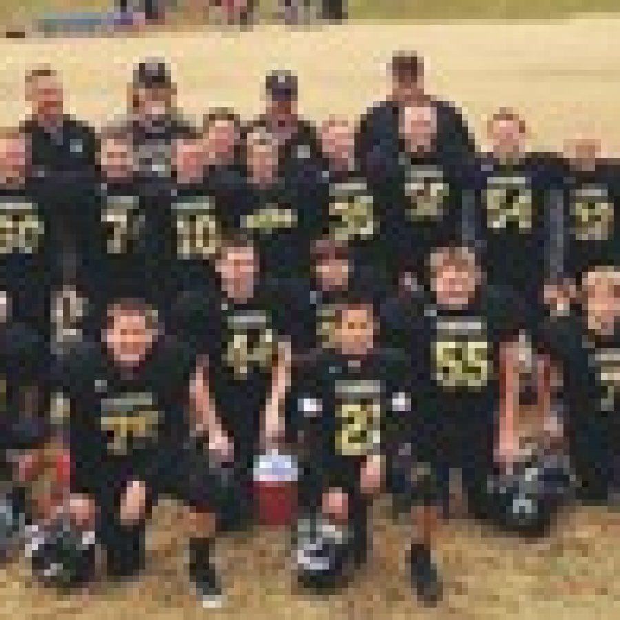 Junior Tigers capture championship