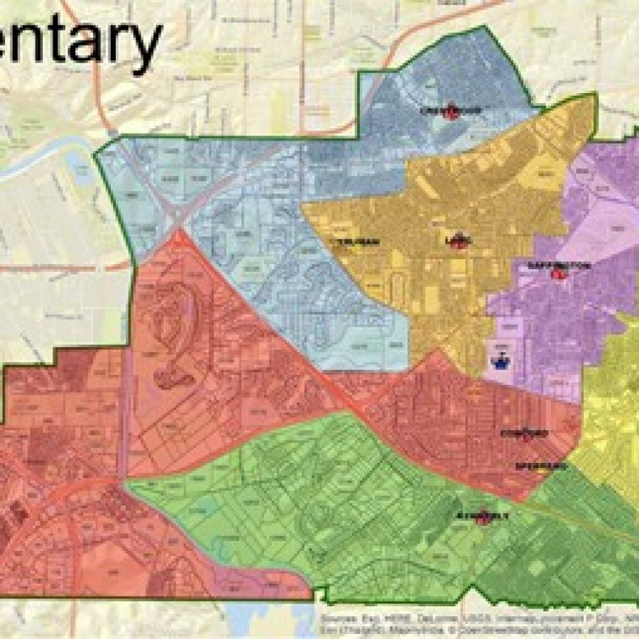 These new elementary-school boundaries will go into effect for the 2017-2018 school year.