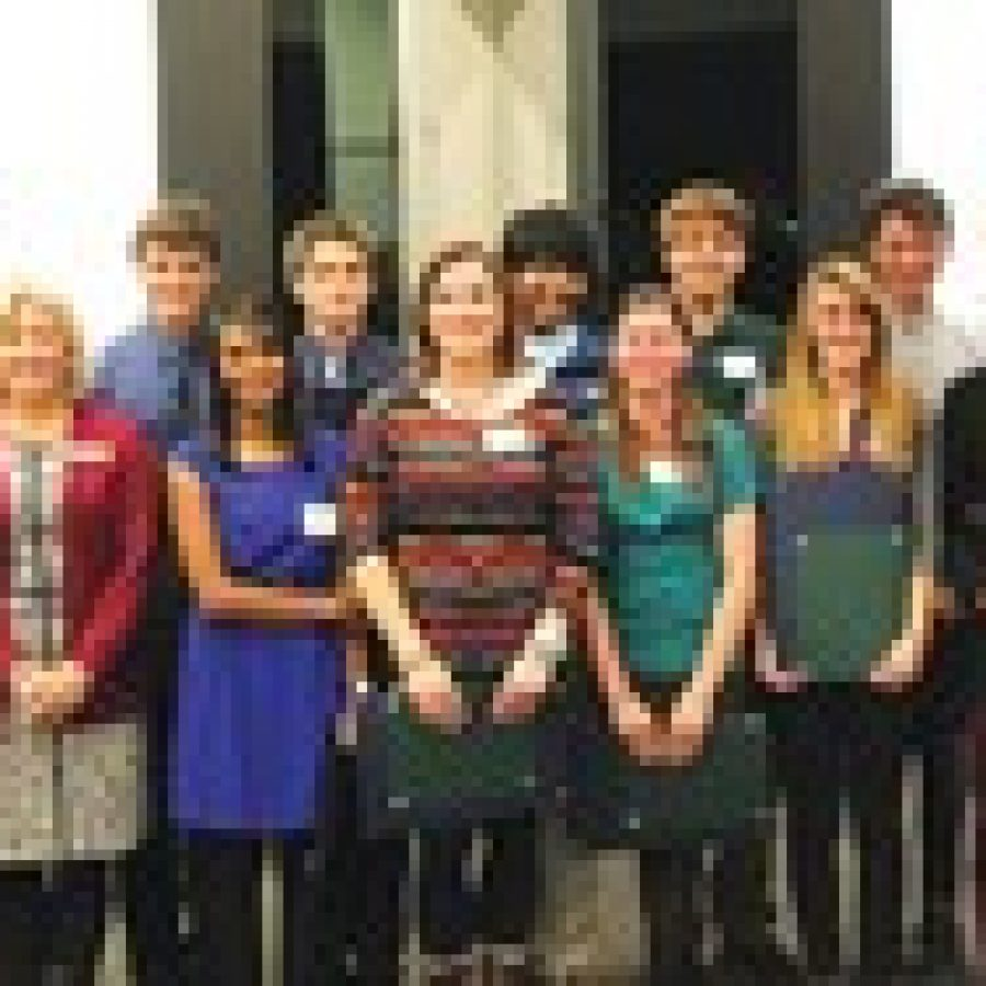 Outstanding Lindbergh students honored