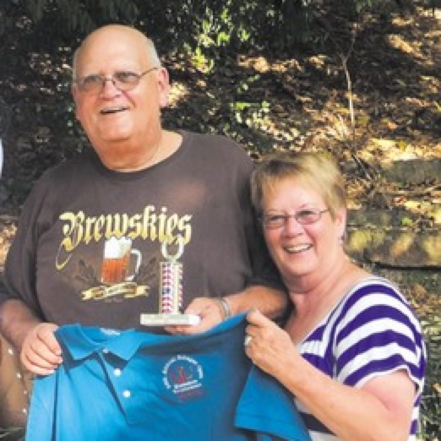 Bill and Nancy Schaper of Oakville have decided to end the Schaper Open barbecue and horseshoe tournament after this Labor Day, the 25th Schaper Open event.