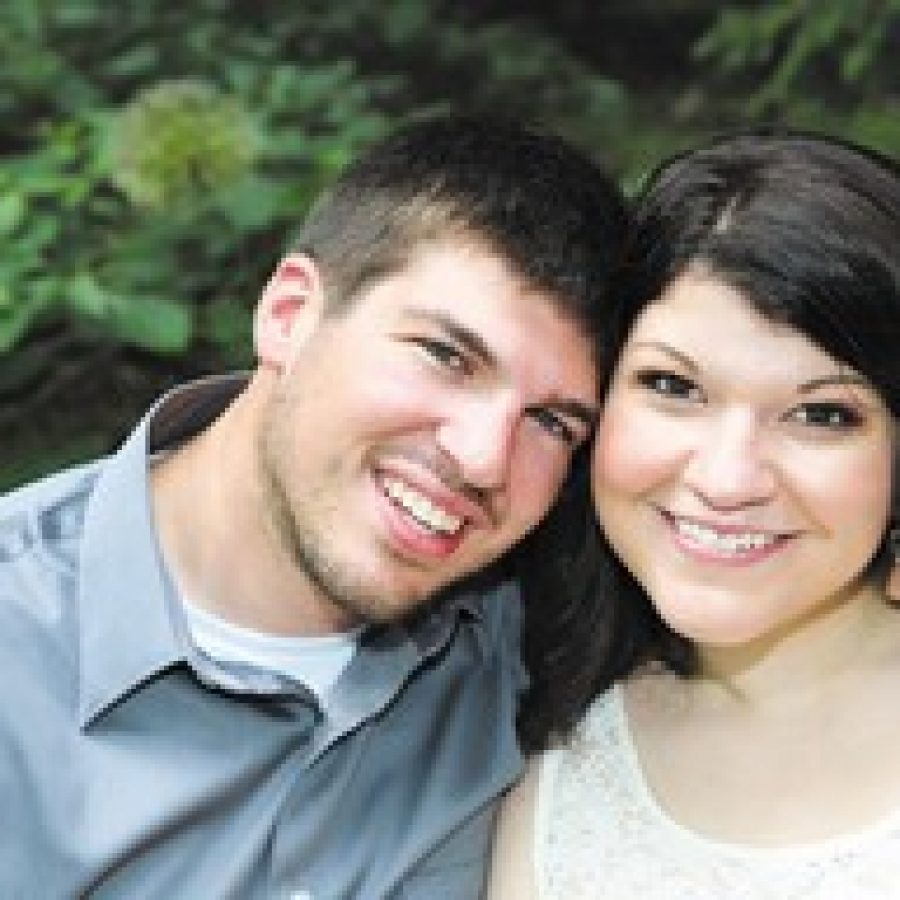 Andrew Yost and Sarah Metropoulos