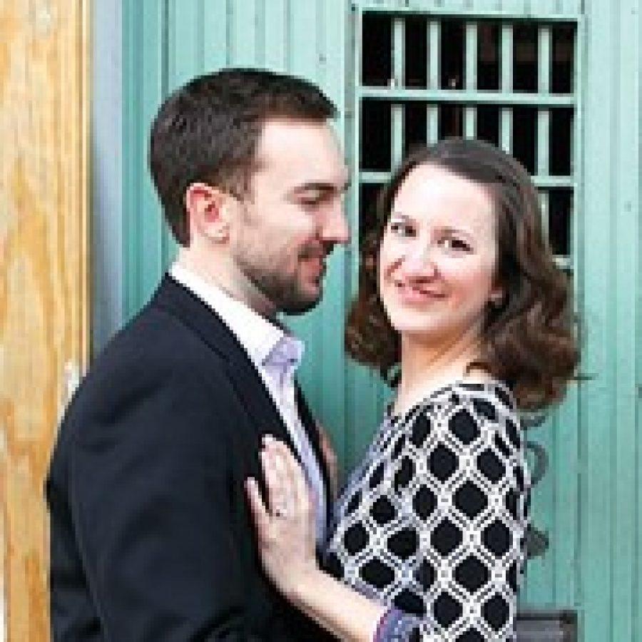 Matthew Parker and Jennifer Ballew