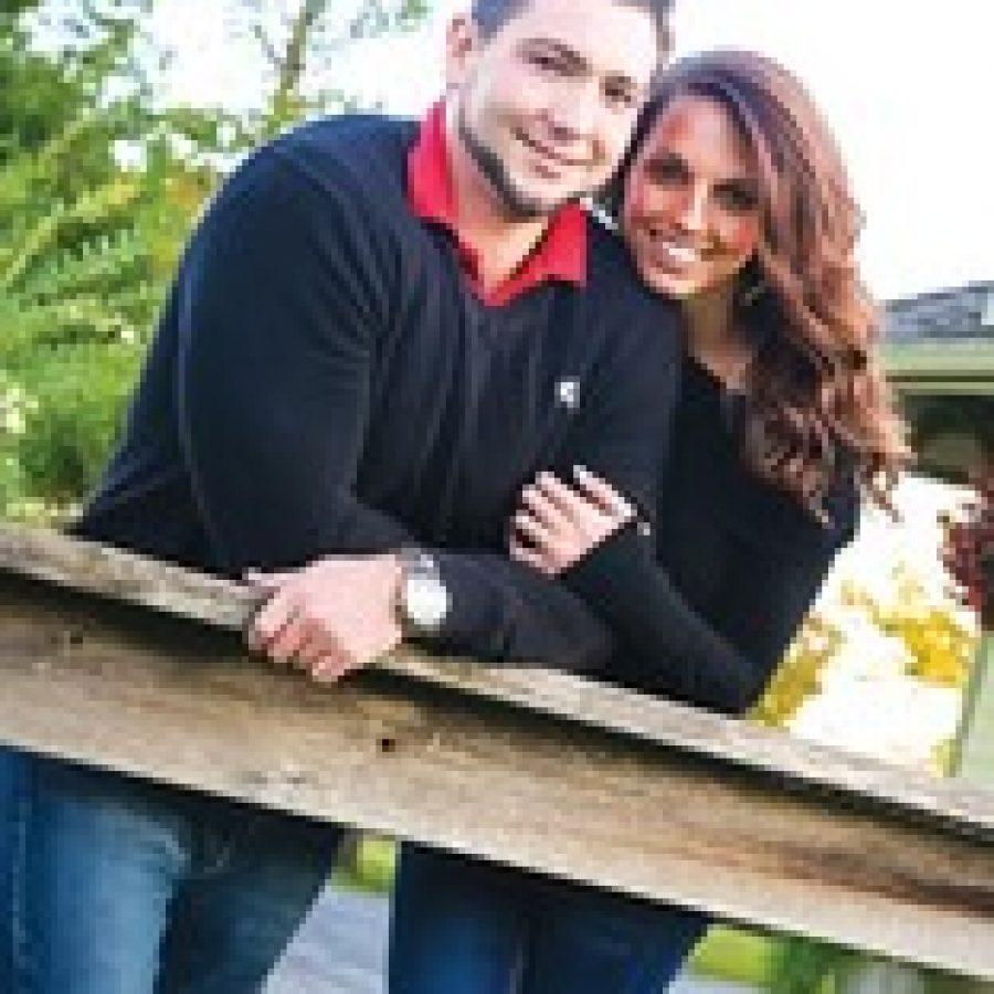 Joshua Czerniewski and Lauren Hoffman