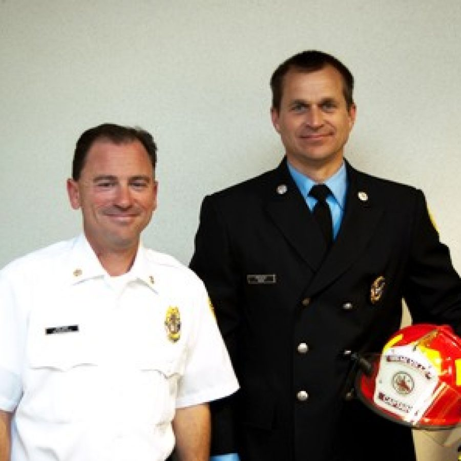 Block promoted to MFPD captain