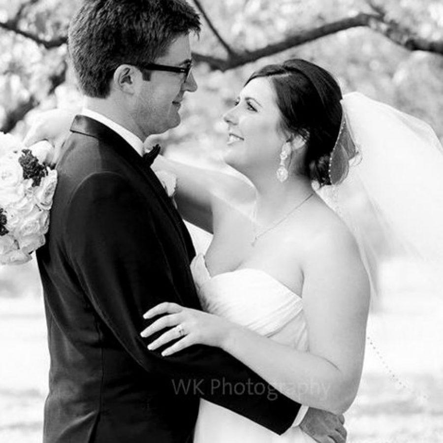Anna Leigh Biscan and Aaron Bernard Lang