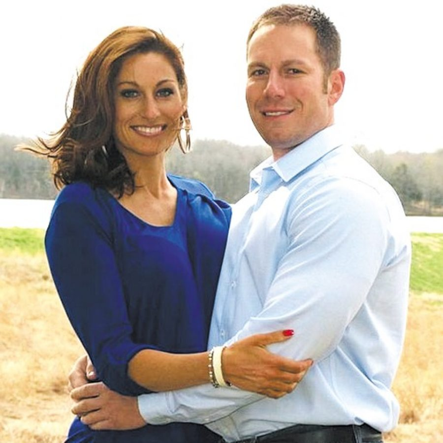 Brittany Beggs and Kevin Bohnert