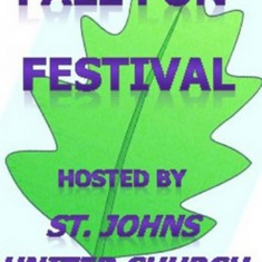 Fall Fun Festival slated Sept. 12 by St. Johns