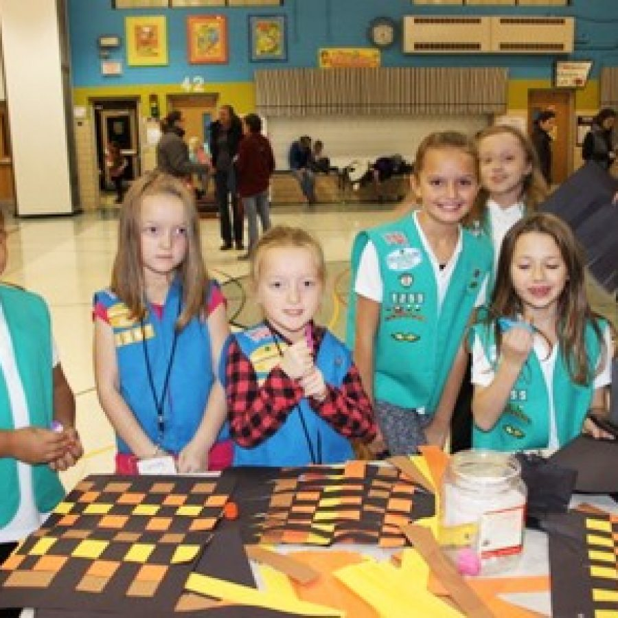 Crestwood Girl Scouts sponsor night of service