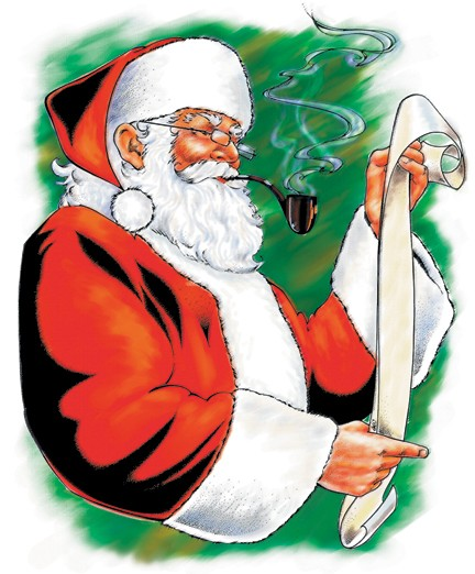 Mehlville School District students tell Santa what they want this year