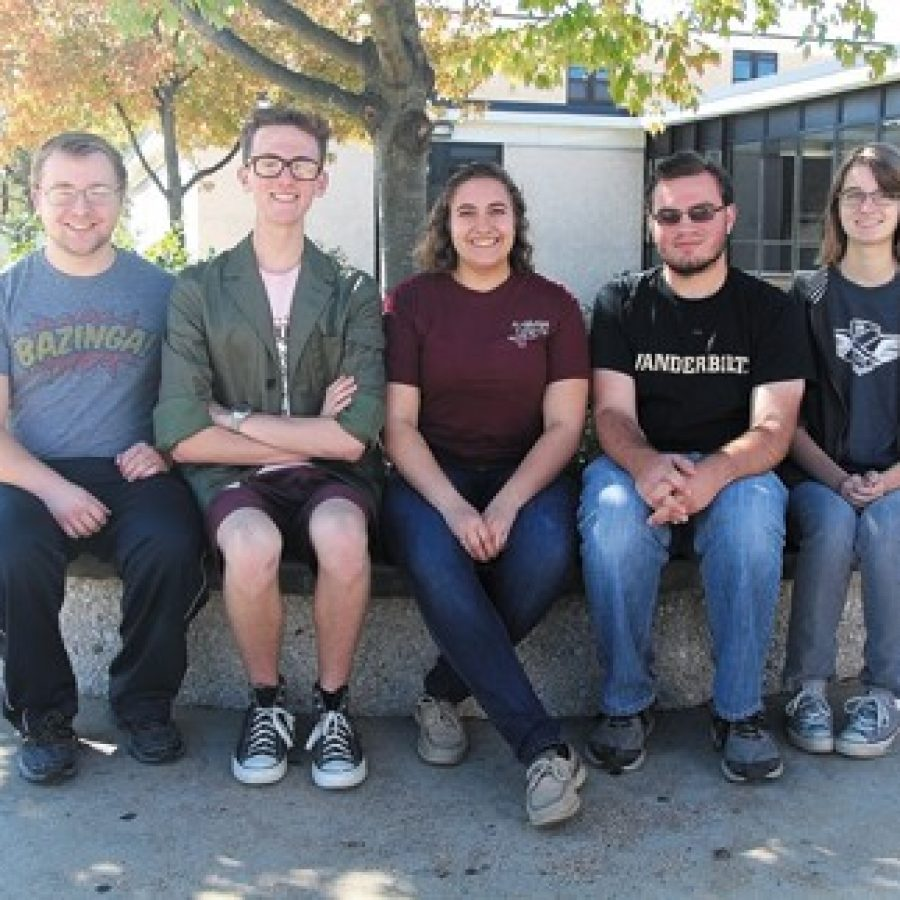 Five named National Merit Commended Students
