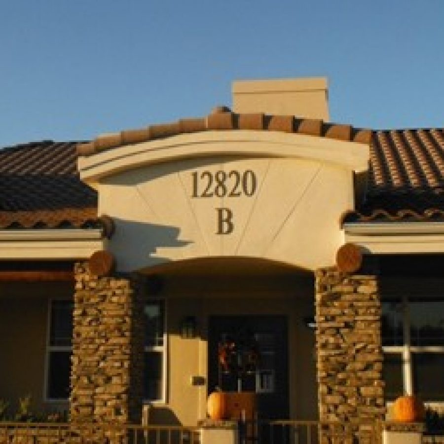 Another Brinkmann assisted-living center is New Dawn Memory Care in Sun City, Arizona, pictured above.