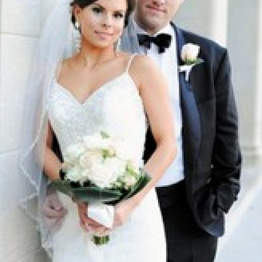 Kessler, Lindemann exchange their vows in Nov. 1 ceremony