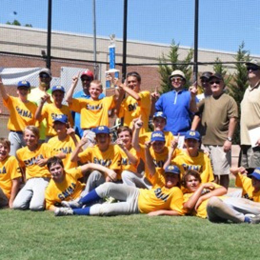 SMMA seventh-graders win City-County Championship