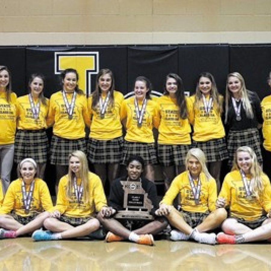 Lutheran South girls win state volleyball title