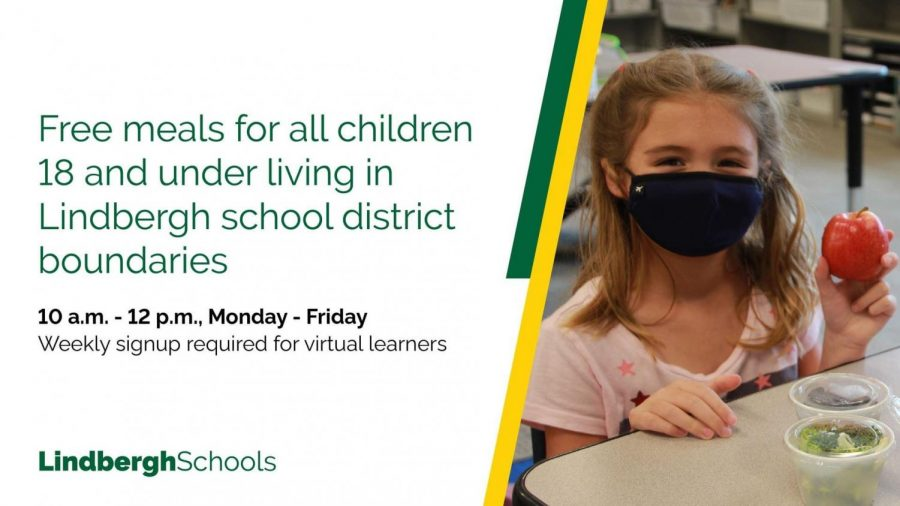 Lindbergh+begins+offering+free+meals+to+every+student+living+in+the+district+starting+next+week