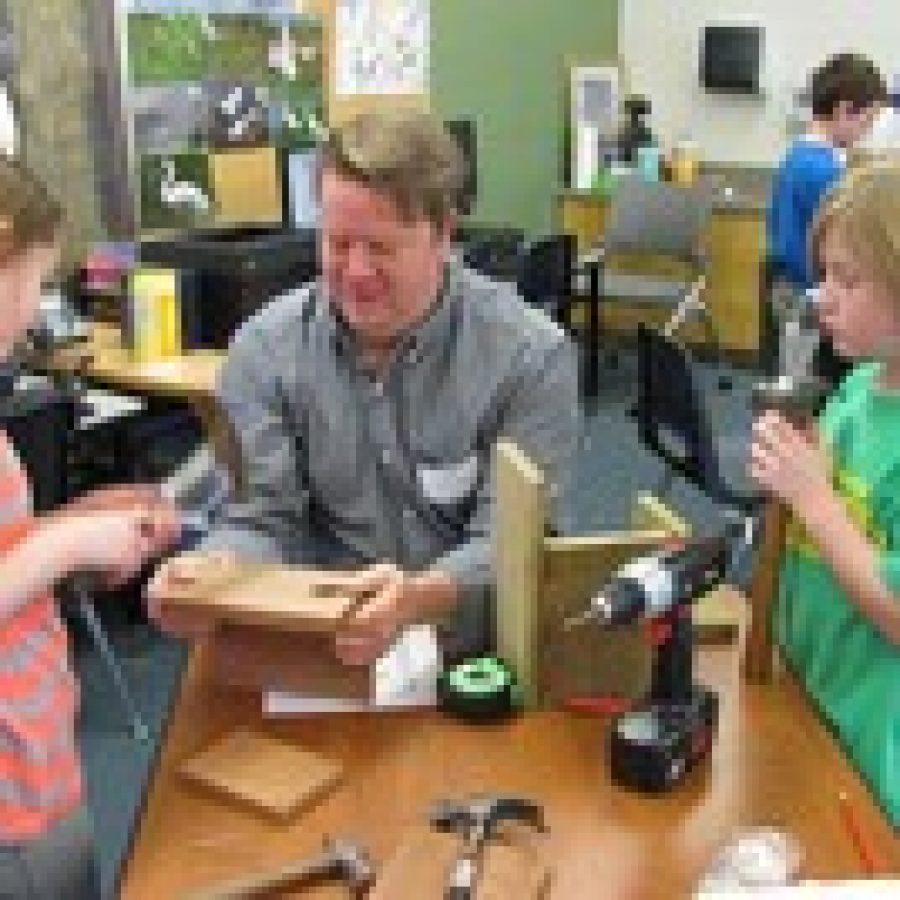 Clinic teaches good stewardship of earth