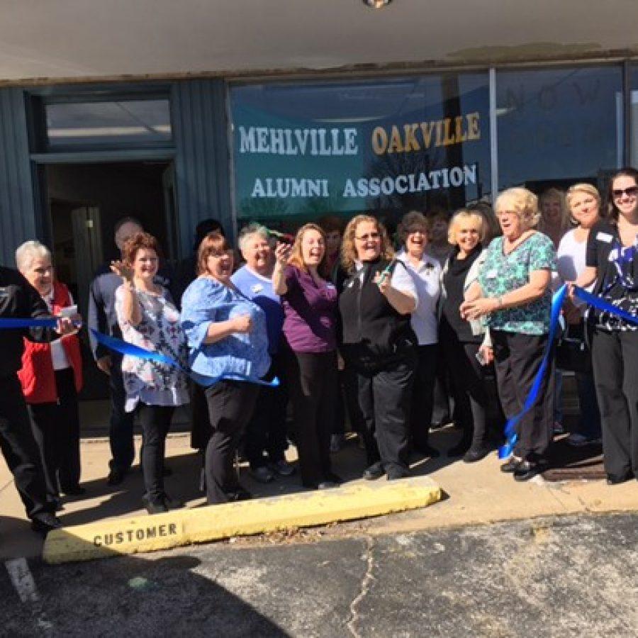 Mehlville-Oakville Alumni Association opens store