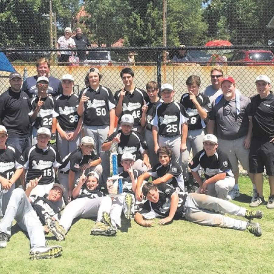 St. Simon Bulldogs capture CYC championship