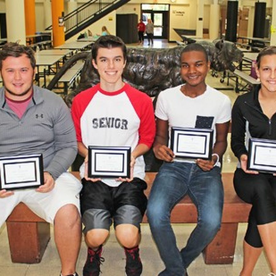 Four from Oakville High named National Merit Commended Students