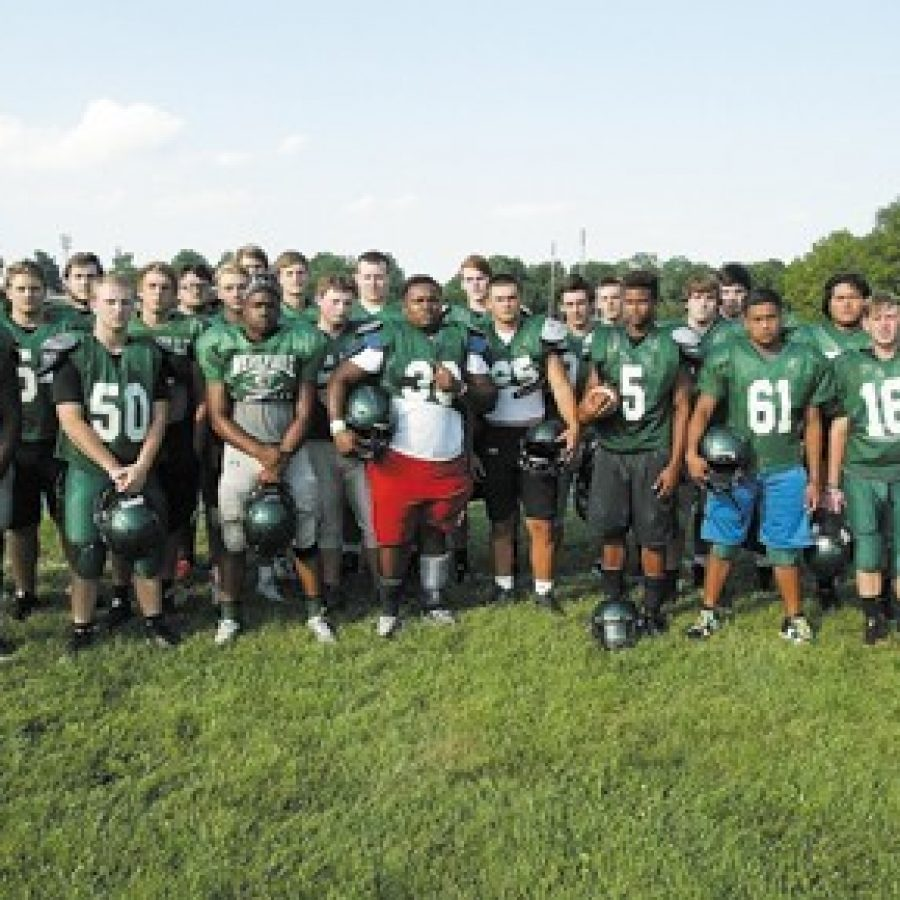 The football Panthers are looking for their first win of the season when they face Hazelwood East Saturday.