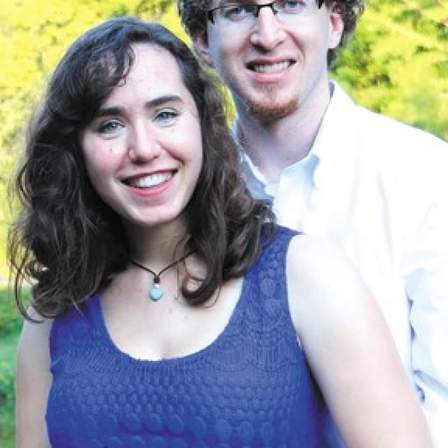 Emily Muser and Brandon Cockrill