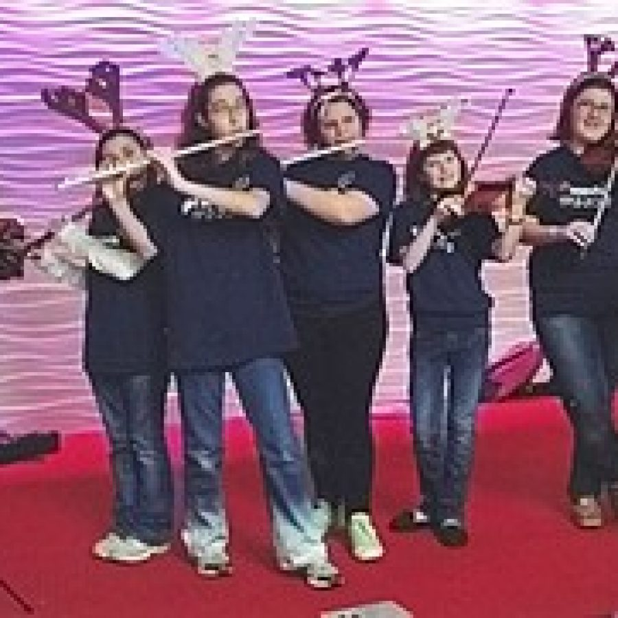 Caroling for a cause