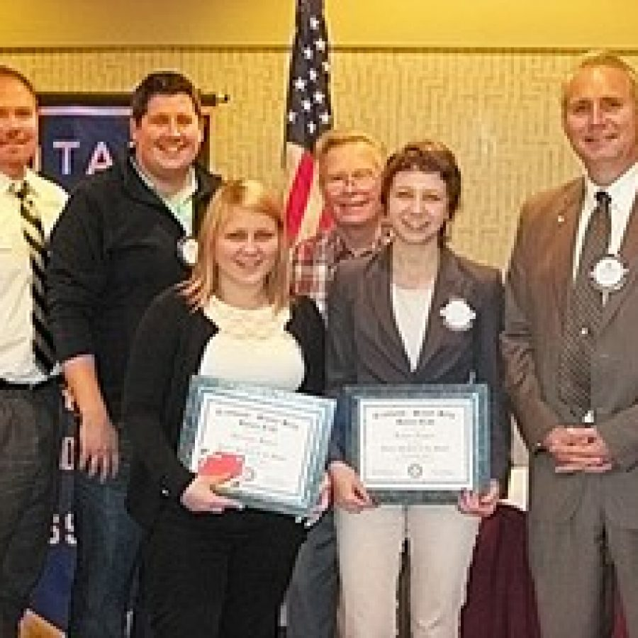 Rotary Club honors Students of the Month