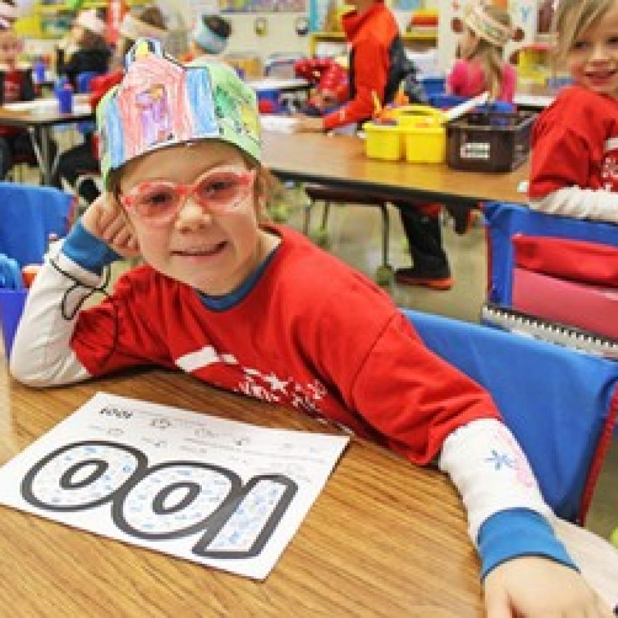 Mehlville marks 100th day of school