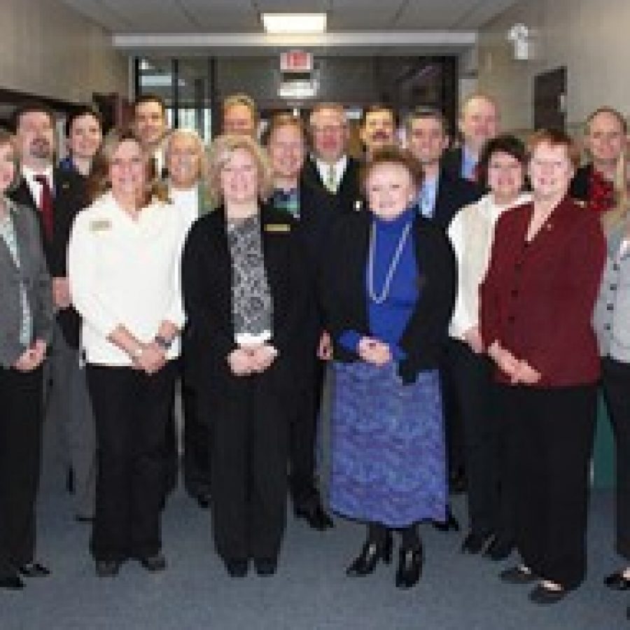 Elected officials meet with Lindbergh board, administrators