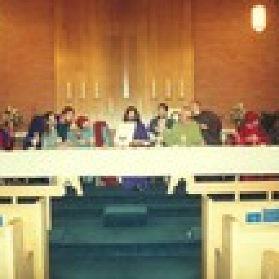 Church to present 'The Living Last Supper'
