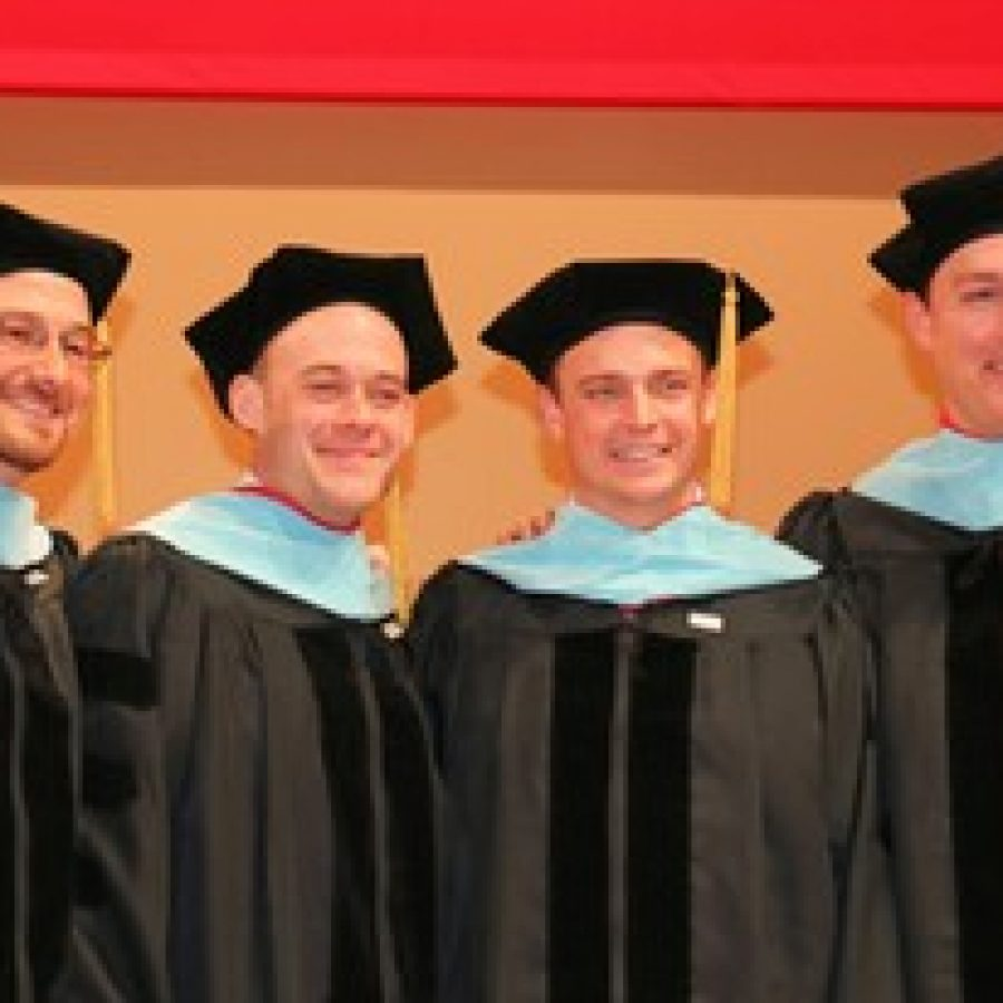 Four Mehlville principals earn doctorate degrees