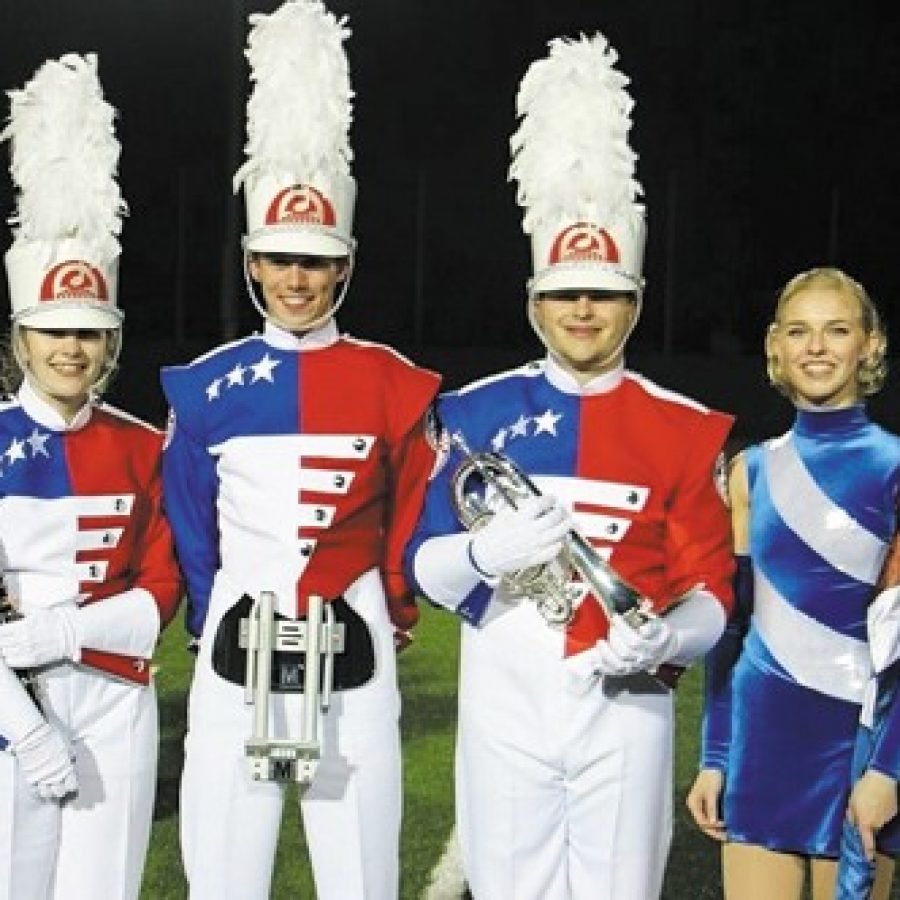 Lindbergh students perform in Rose Parade