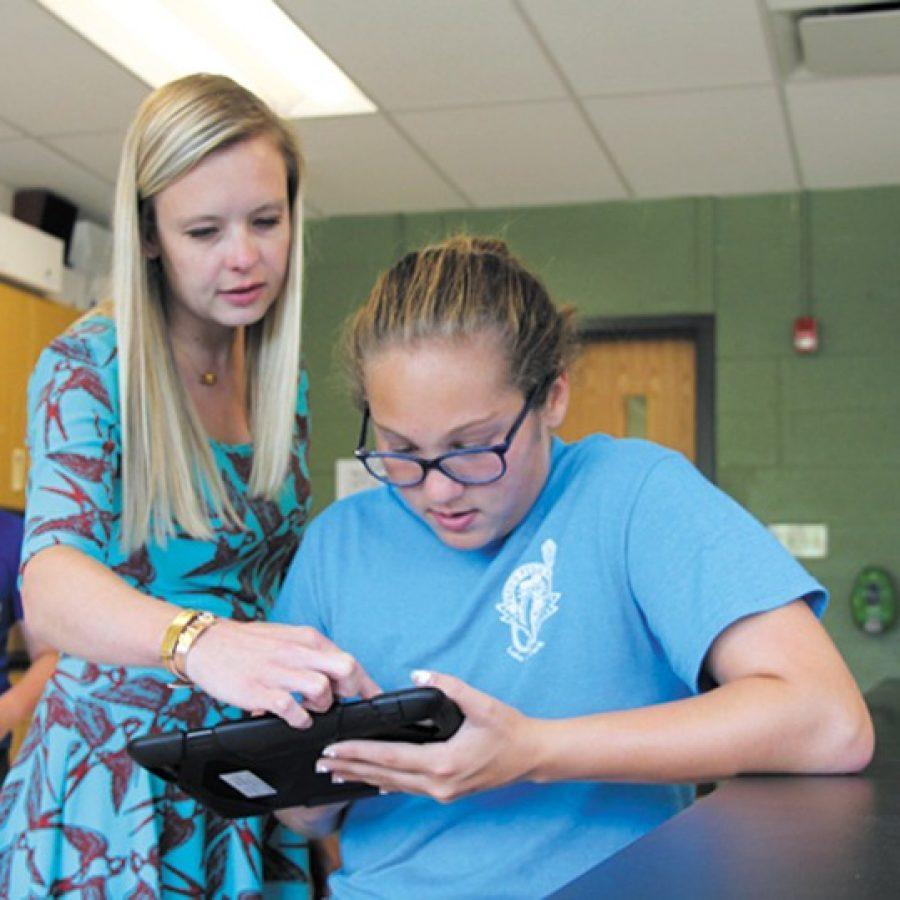 Lindbergh Teacher of the Year earns regional honor