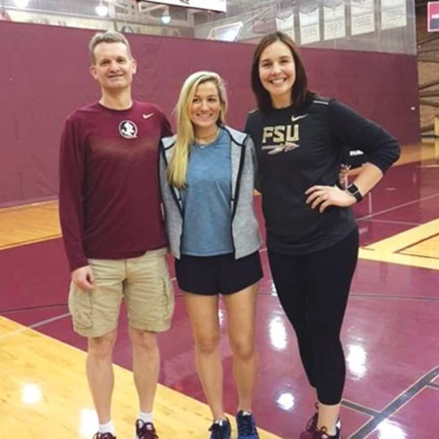 Tietjens to play volleyball at FSU