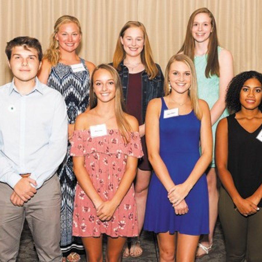 St. Anthonys honors scholarship winners