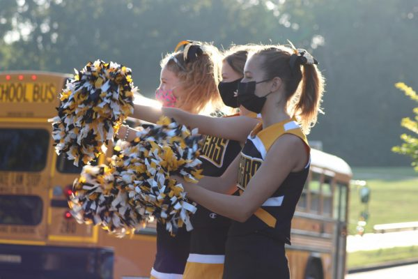 Mehlville welcomes students back to class