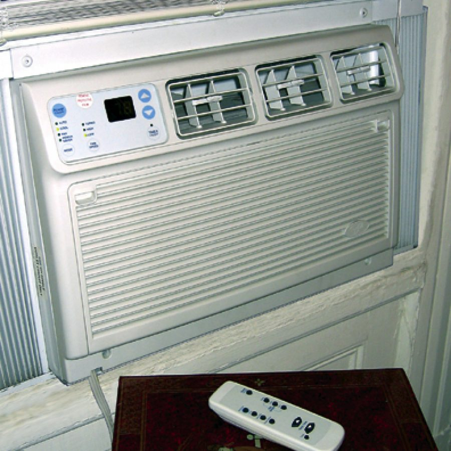 Room air conditioners can be an effective, efficient way to keep your home cool and comfortable.