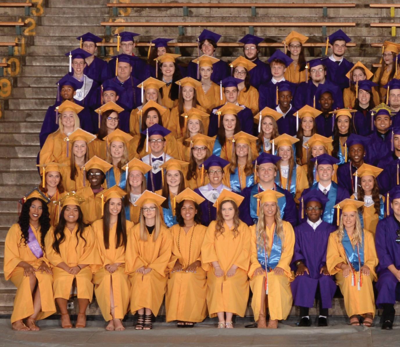 Grad Salute: Affton High School Class Of 2017