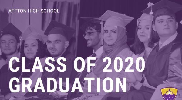 As students head to college, a look back at Affton High's Class of 2020 graduation
