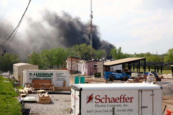Everyone safe after fire destroys Affton chemical plant; chief recounts the scene