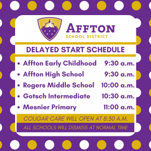 Affton School District adds a 'delayed start' option for snow days
