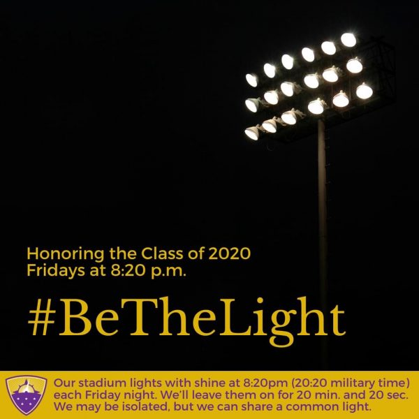 Affton High School will shine stadium lights to support Class of 2020