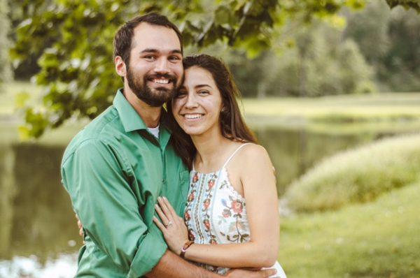 Will Leingang and Alyssa Marin