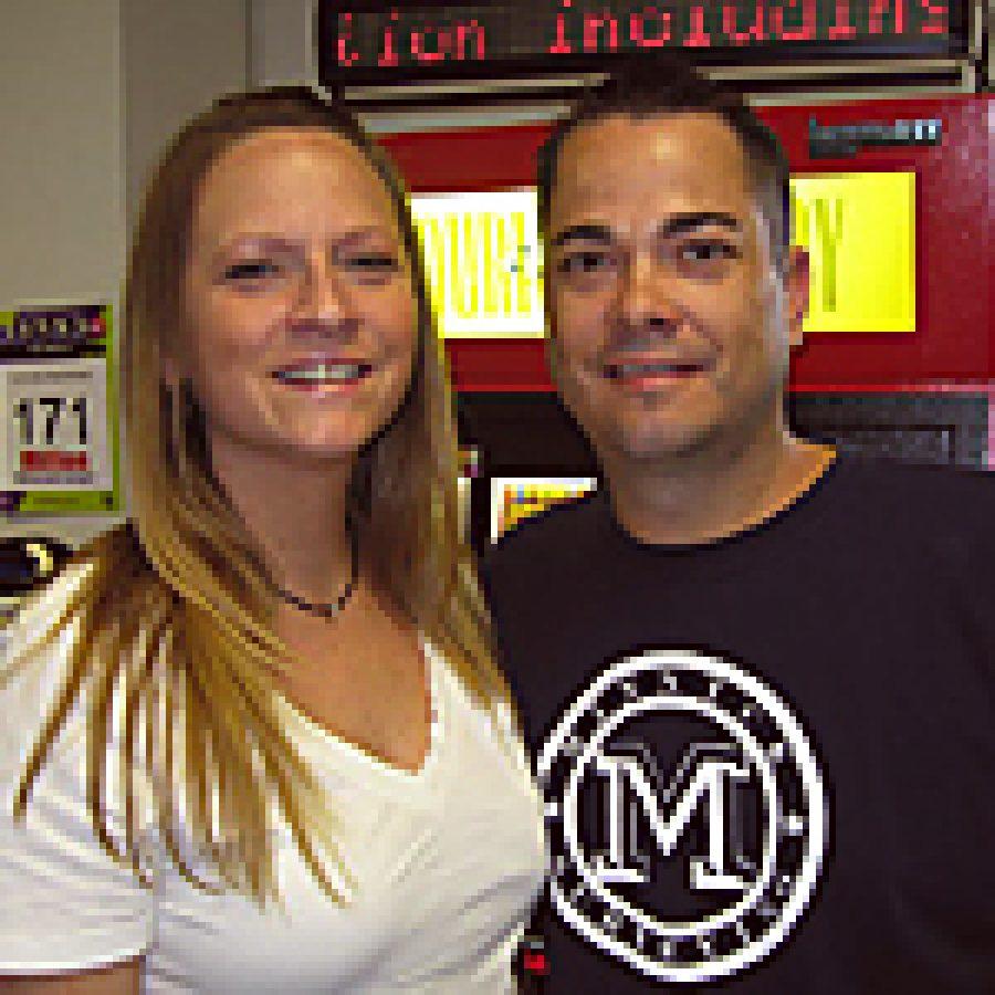 Amy and Jay Antalick